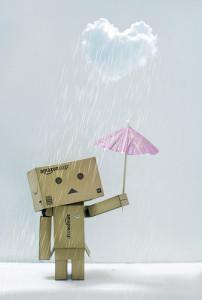 merutuki hujan